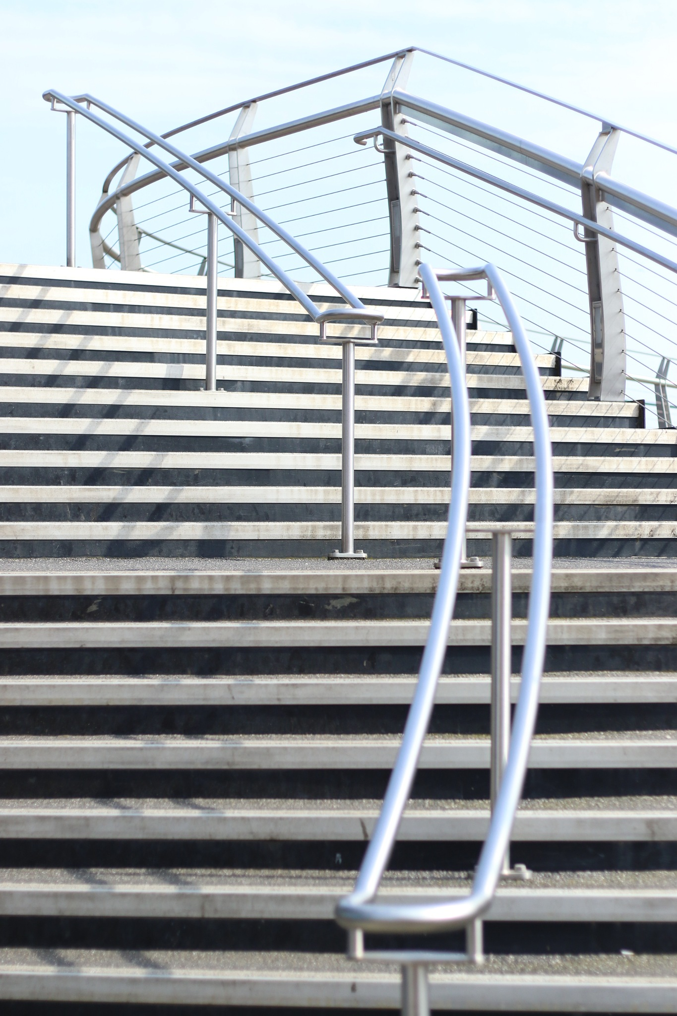 Steps. by Petehudson