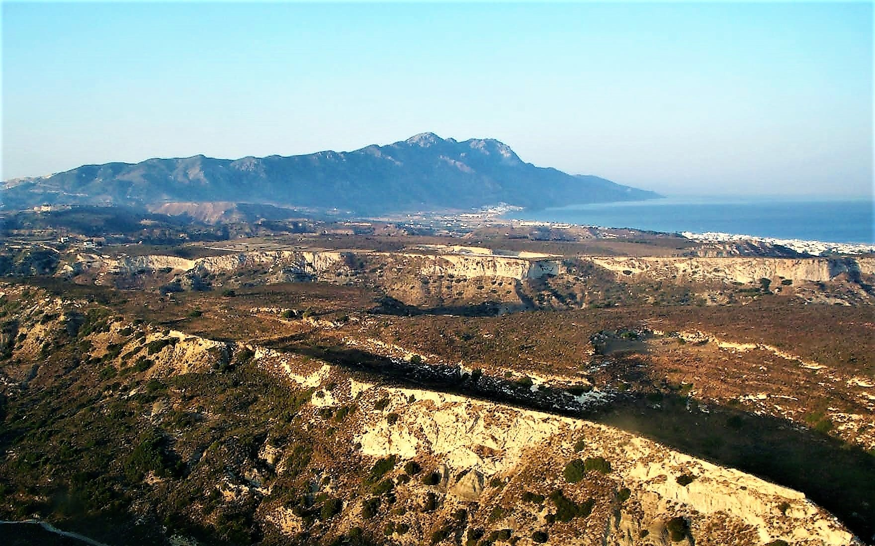 Antimacheia. Kos. Greece by Michael Lewis