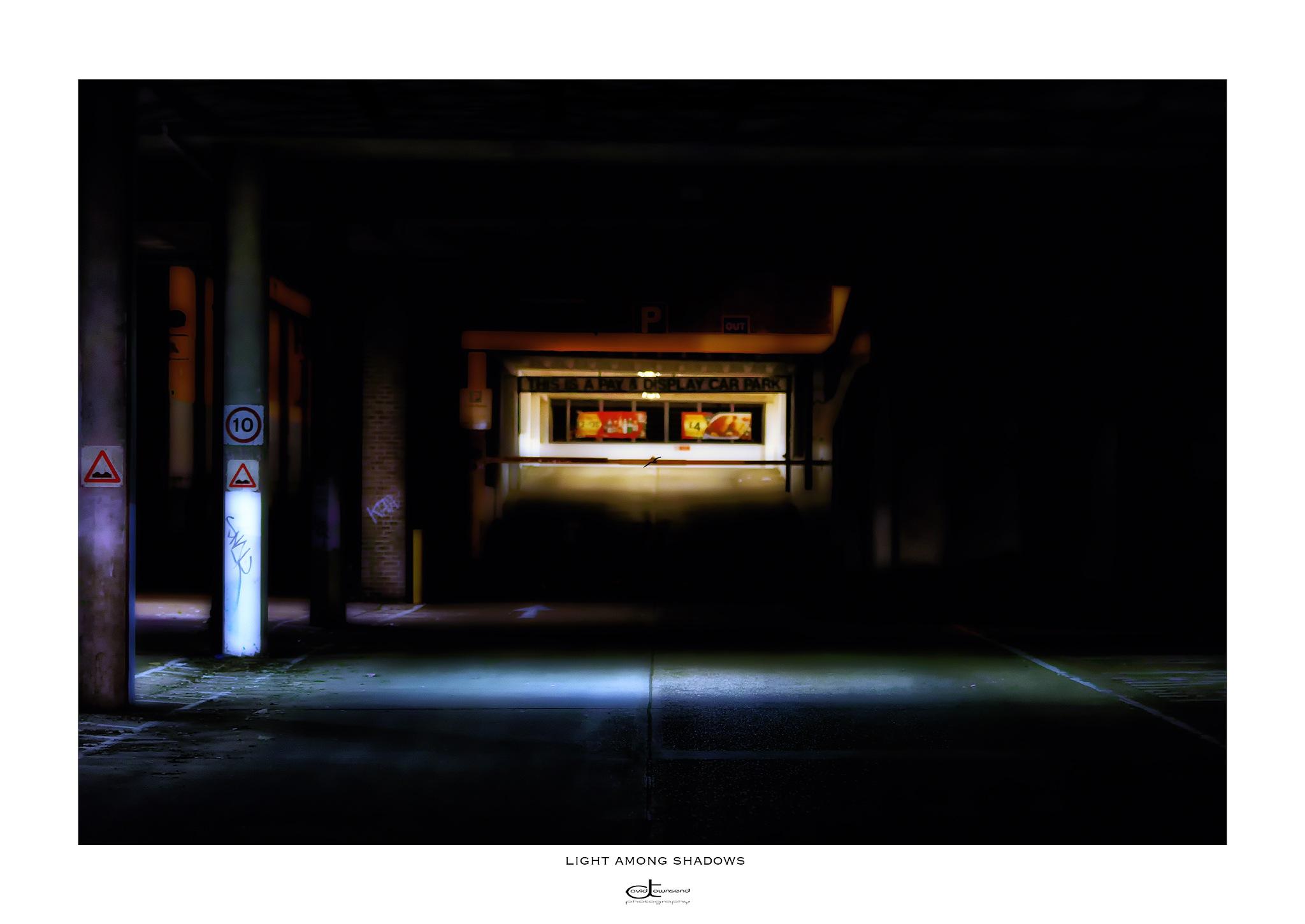 Light among shadows by David Townsend