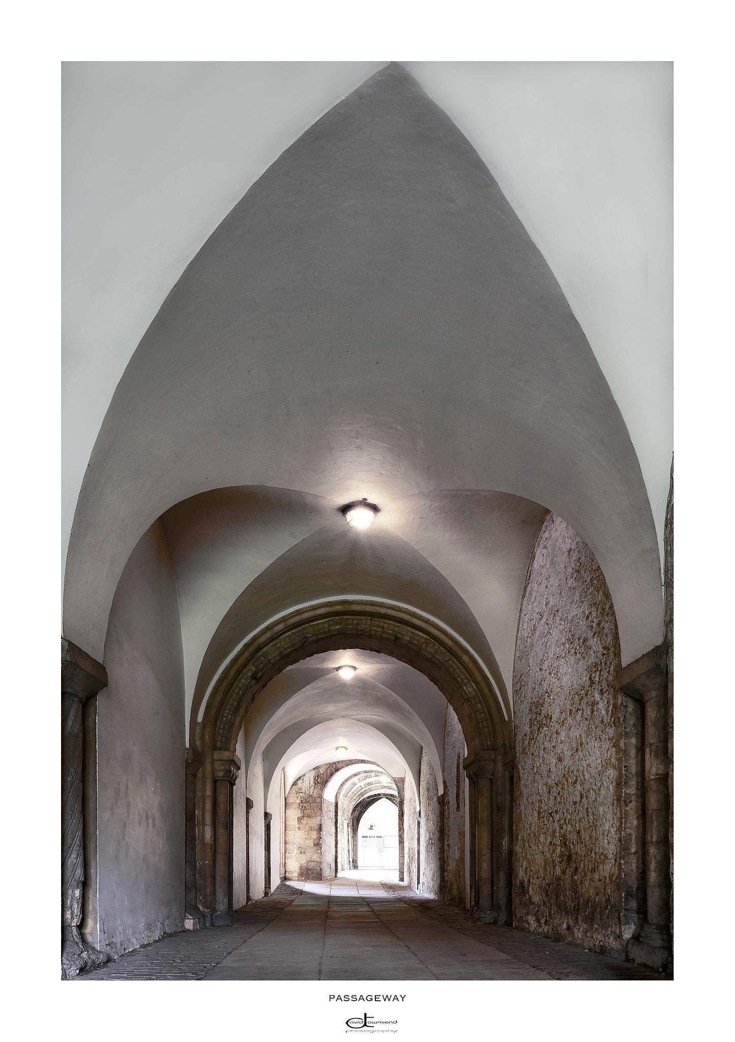 Passageway  by David Townsend