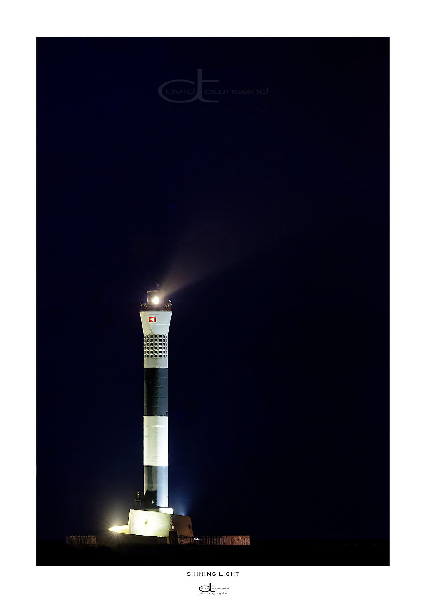 Shining light  by David Townsend