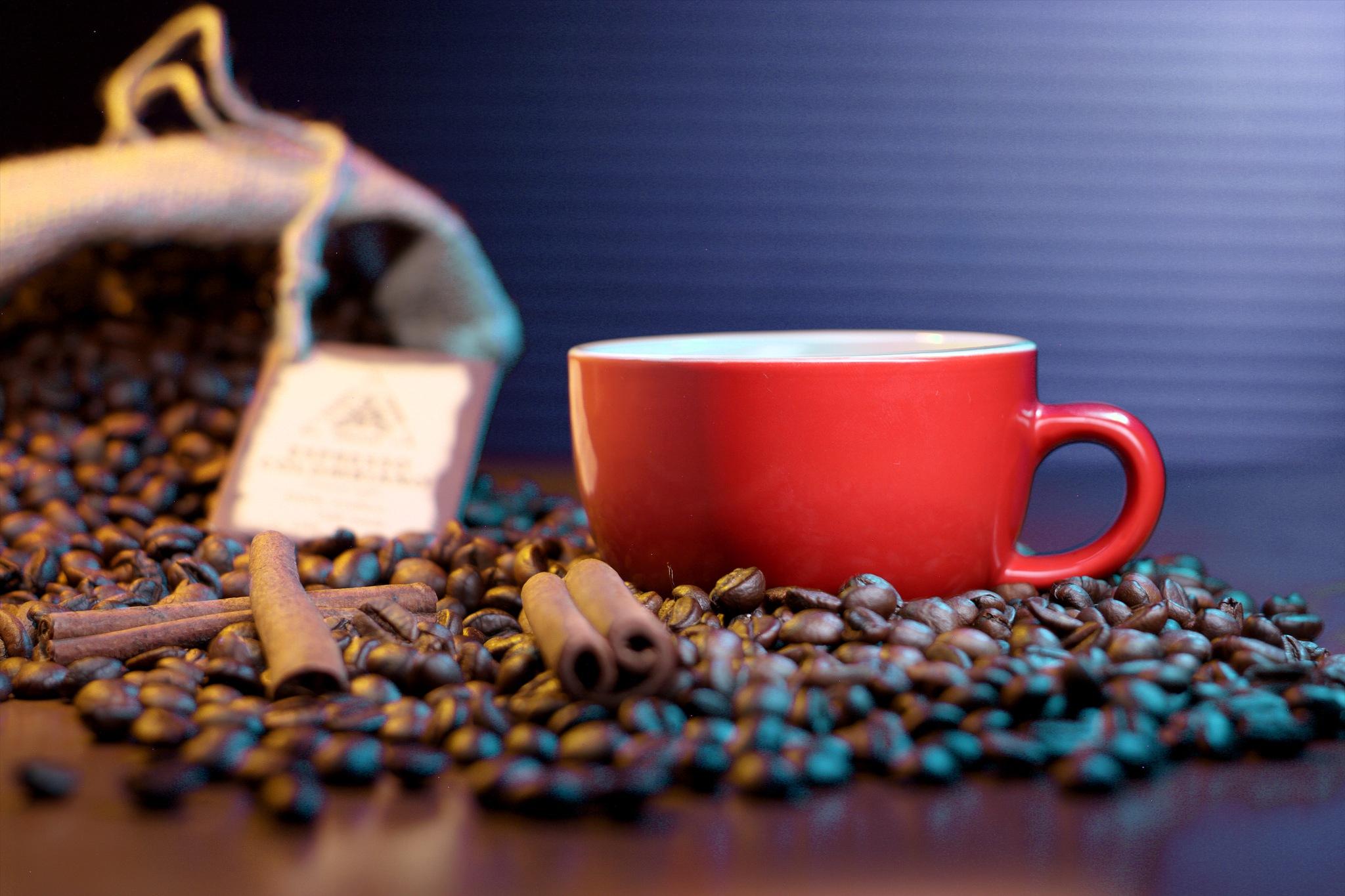 coffee still life photography by Hocine Bessalha