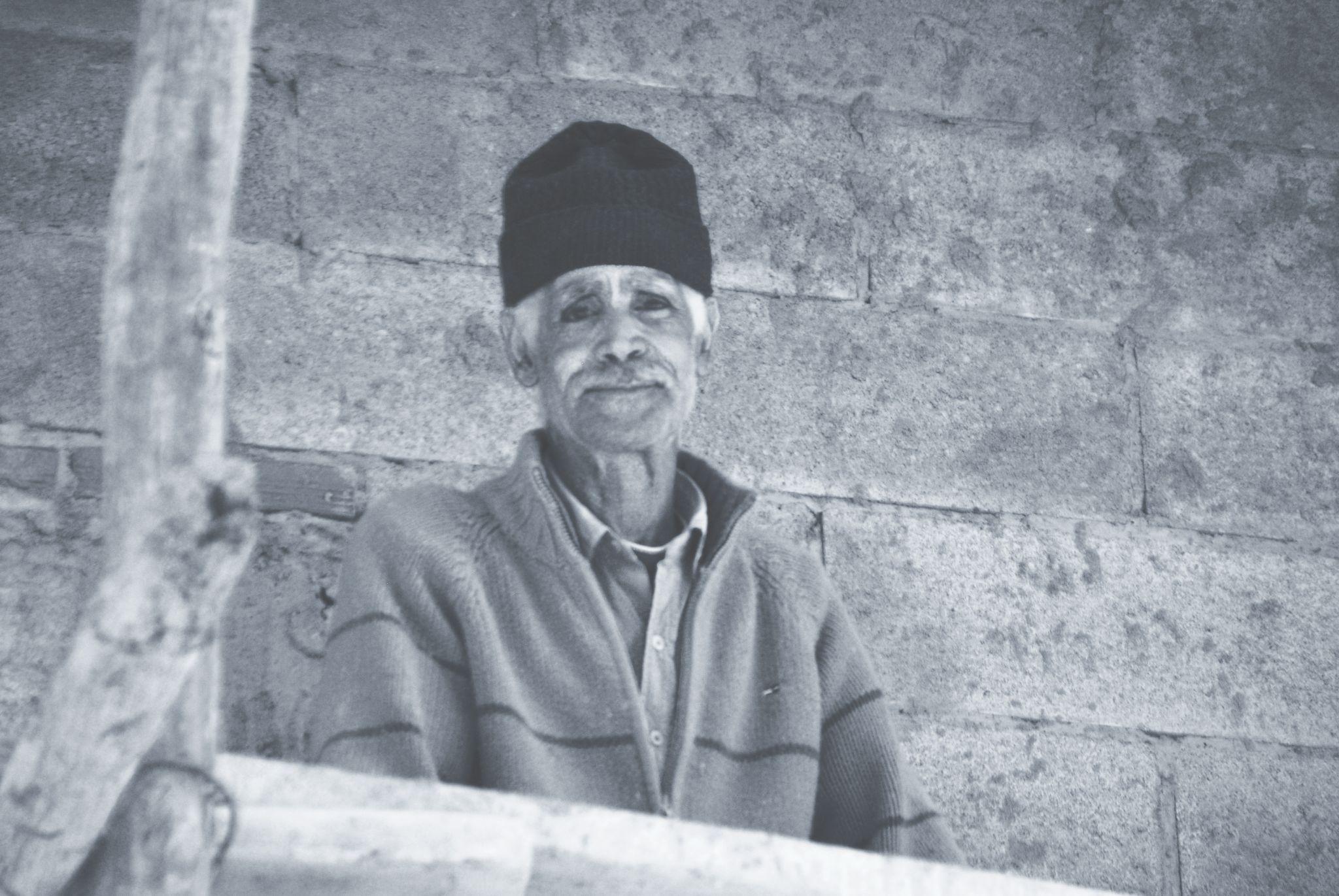 One look, million words.  by Khalil Kcm Marouf