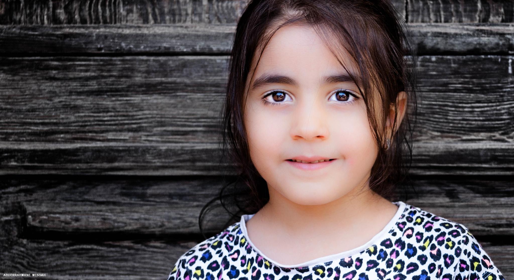 child innocence by Abderrahmane Mesbah