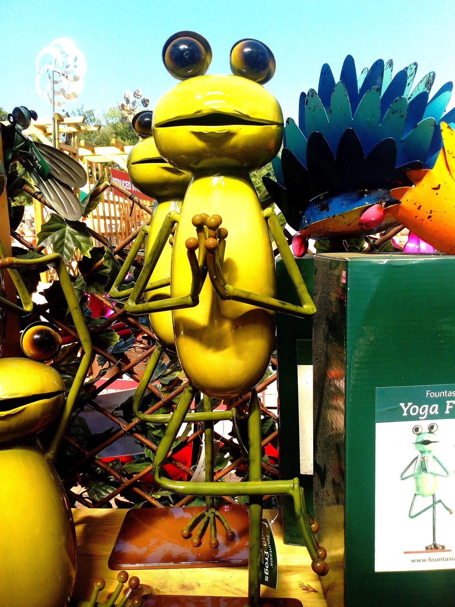Kermit by David Wagner
