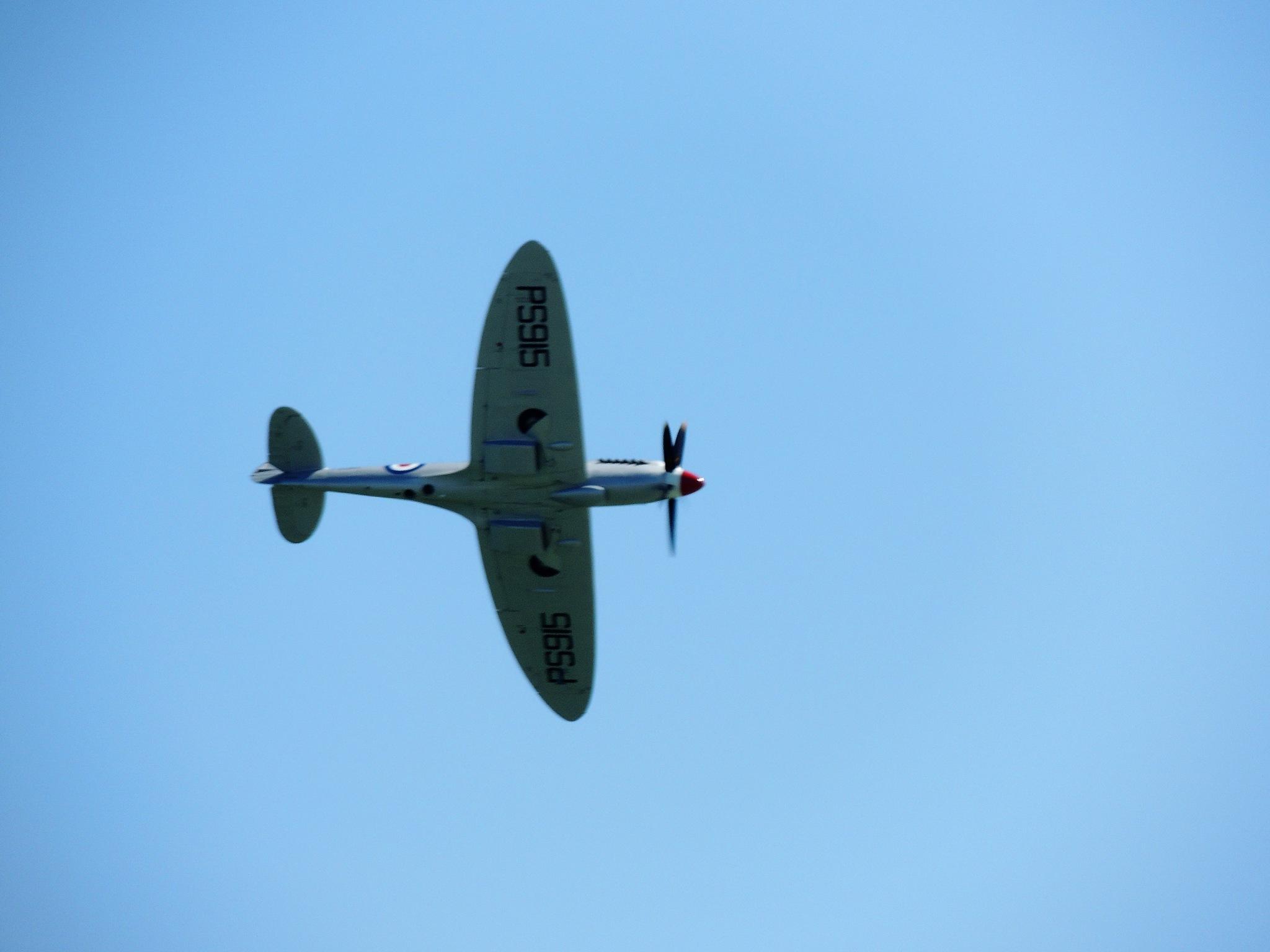 Spitfire ! by David Wagner