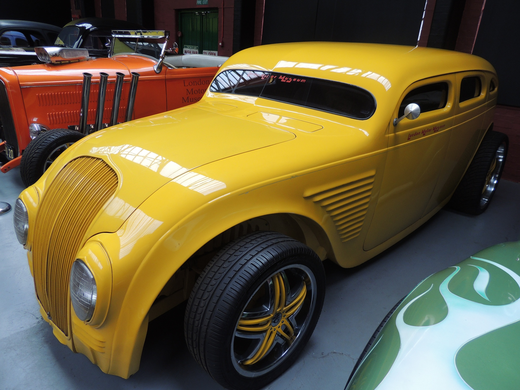 Lemon Hot Rod. by David Wagner