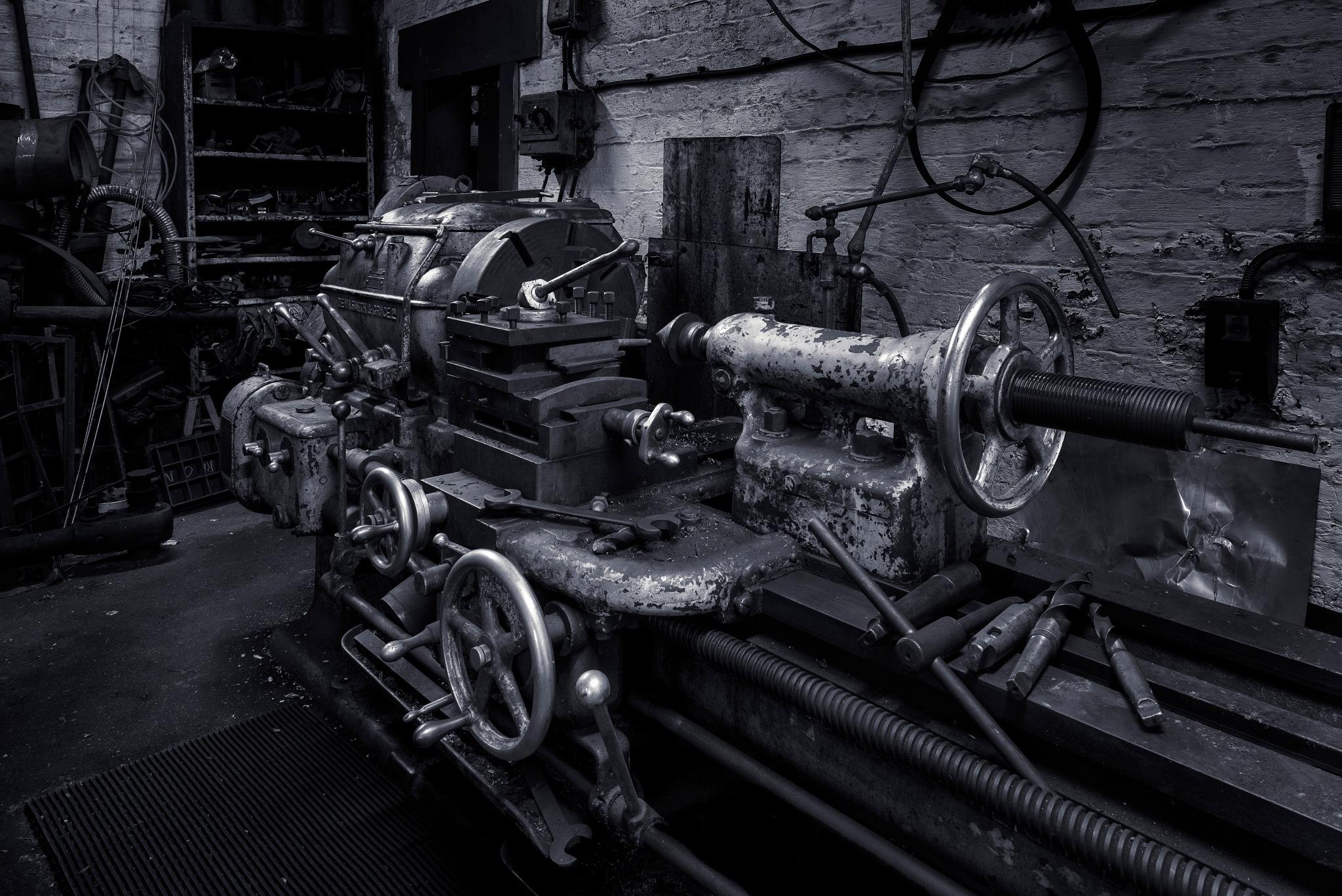 Astley Green Colliery by TrotterFechan