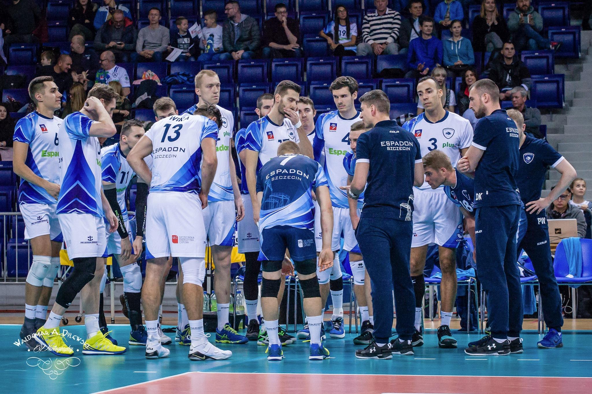 Espadon Szczecin - GKS Katowice: 2-3, 22.10.2017 by Waldemar Andrzej Dylewski