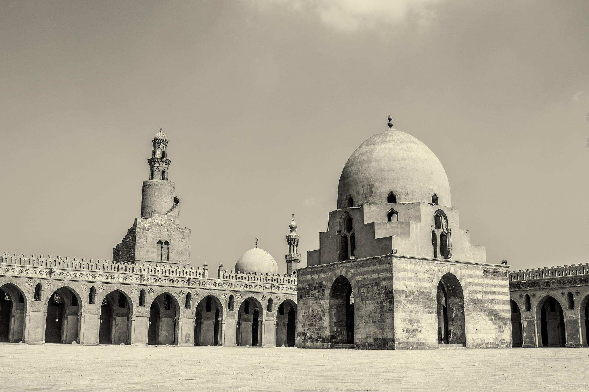 Ahmad ibn Tulun Masjed by Zidan