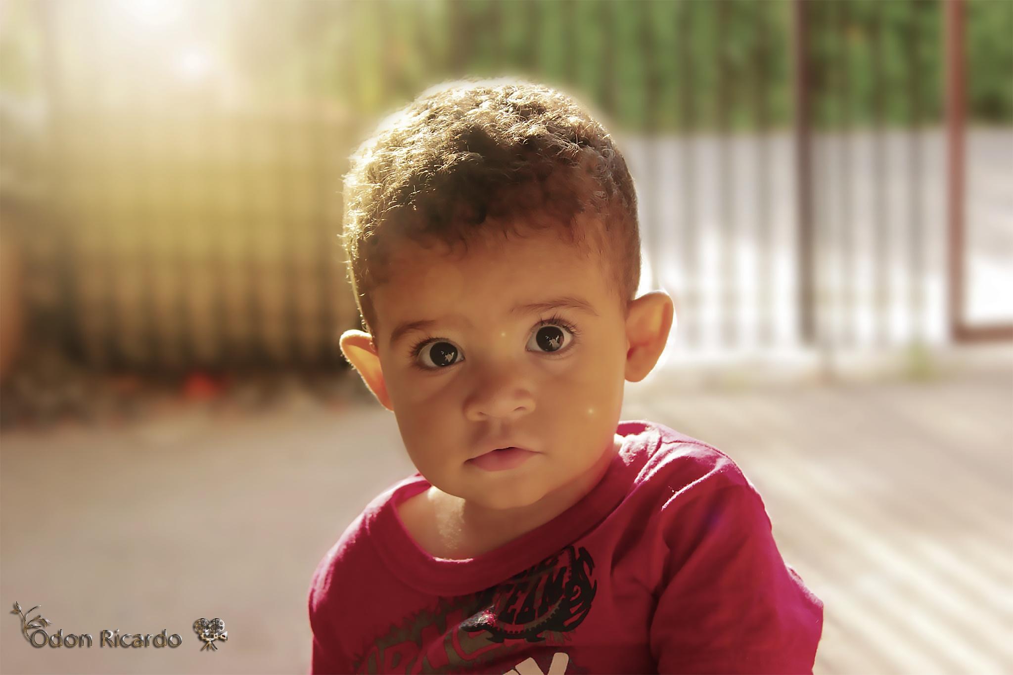 Photo in Portrait #child #baby #brazil
