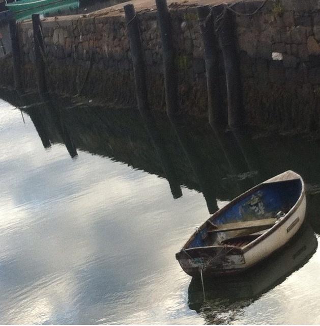 Photo in Landscape #reflection #boats #carrickfergus #landscape #water