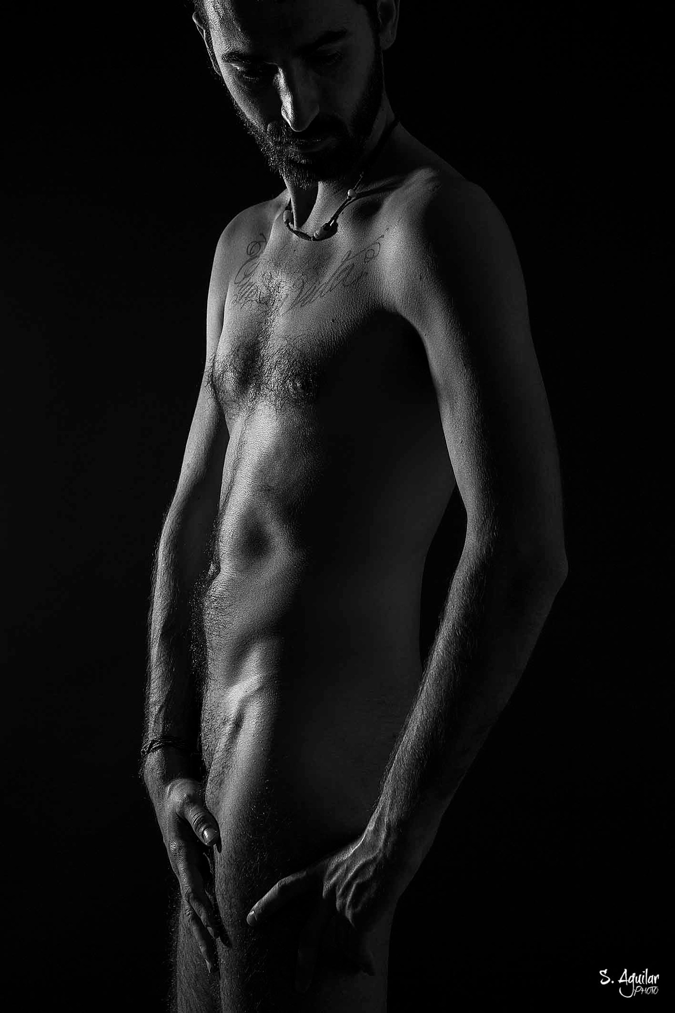 Nude  by Salvador Aguilar