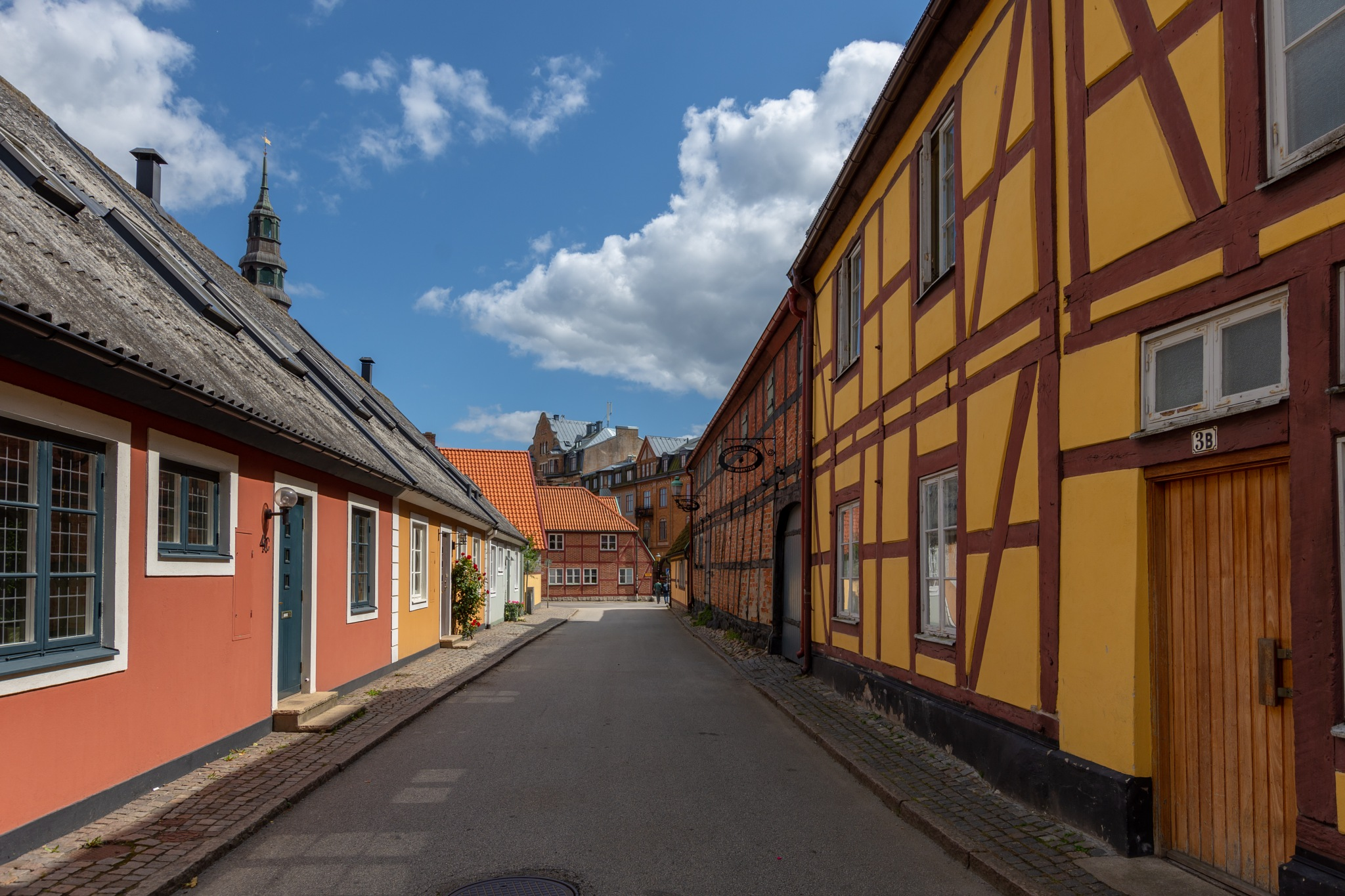Colors of Ystad by Awende