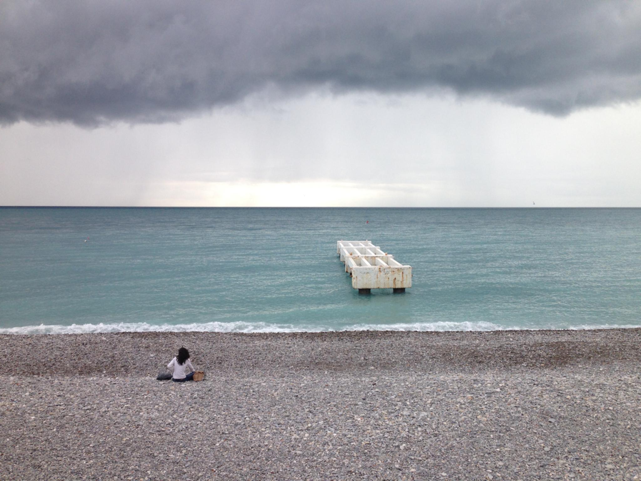 Photo in Nature #sea #landscape #beach #nature #people