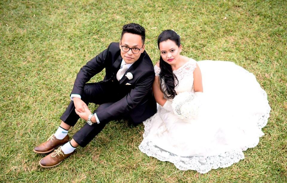 wedding photo by Leeno Shilla