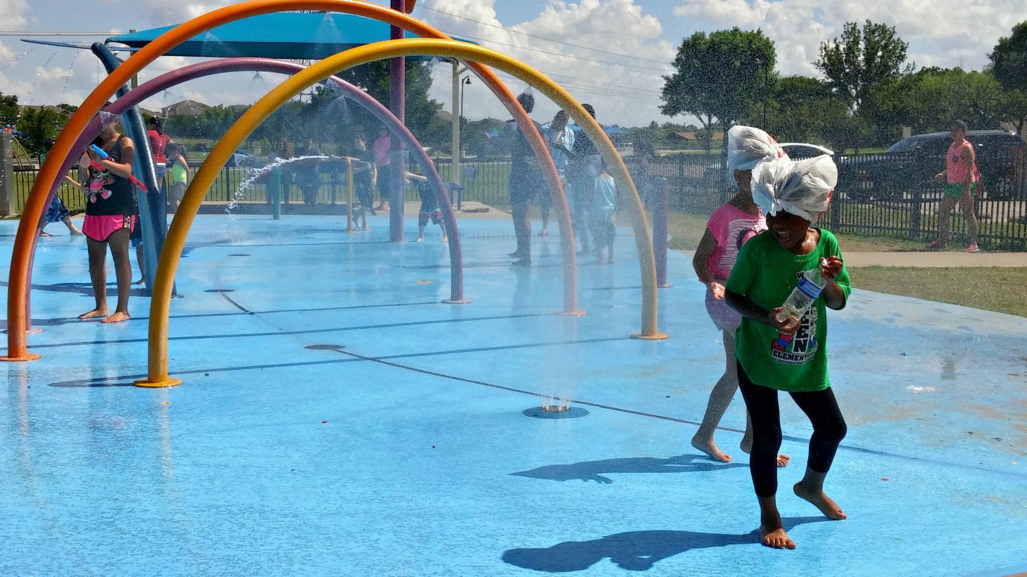 Splash! by Dee Morales