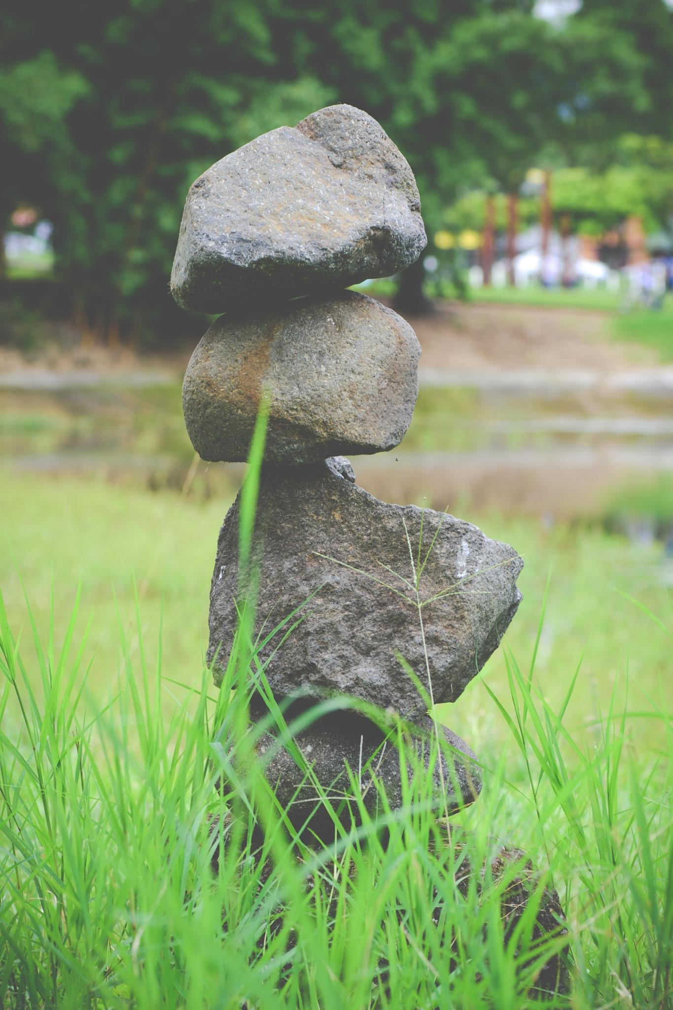 Rocks by Jordan Oviedo
