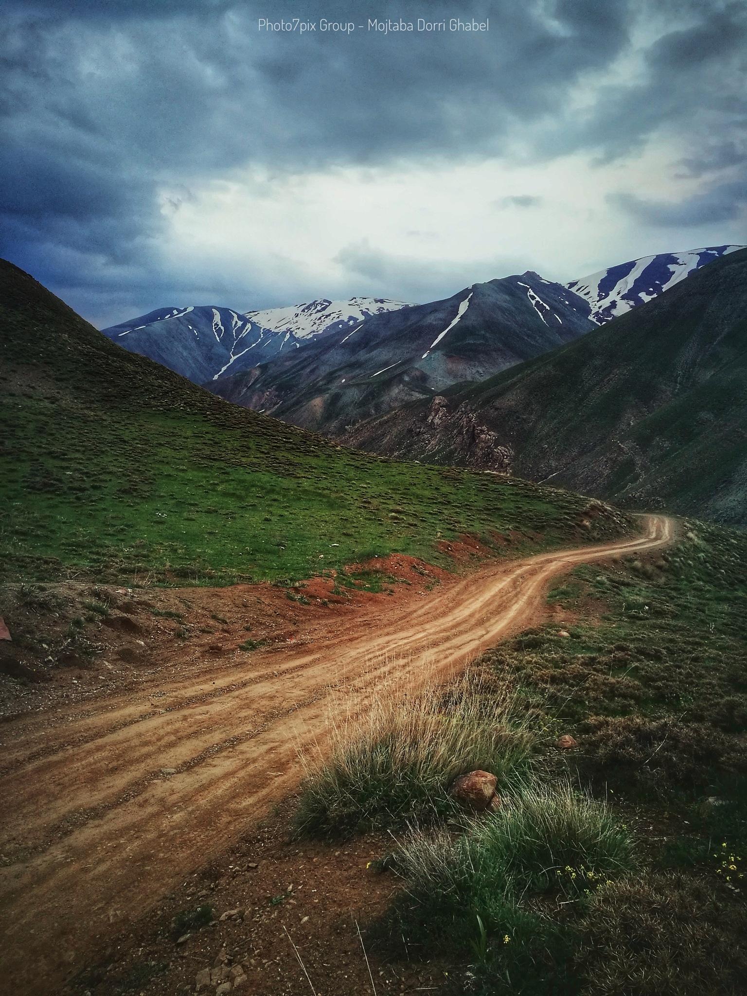 my beautiful homeland by mojtabadorri