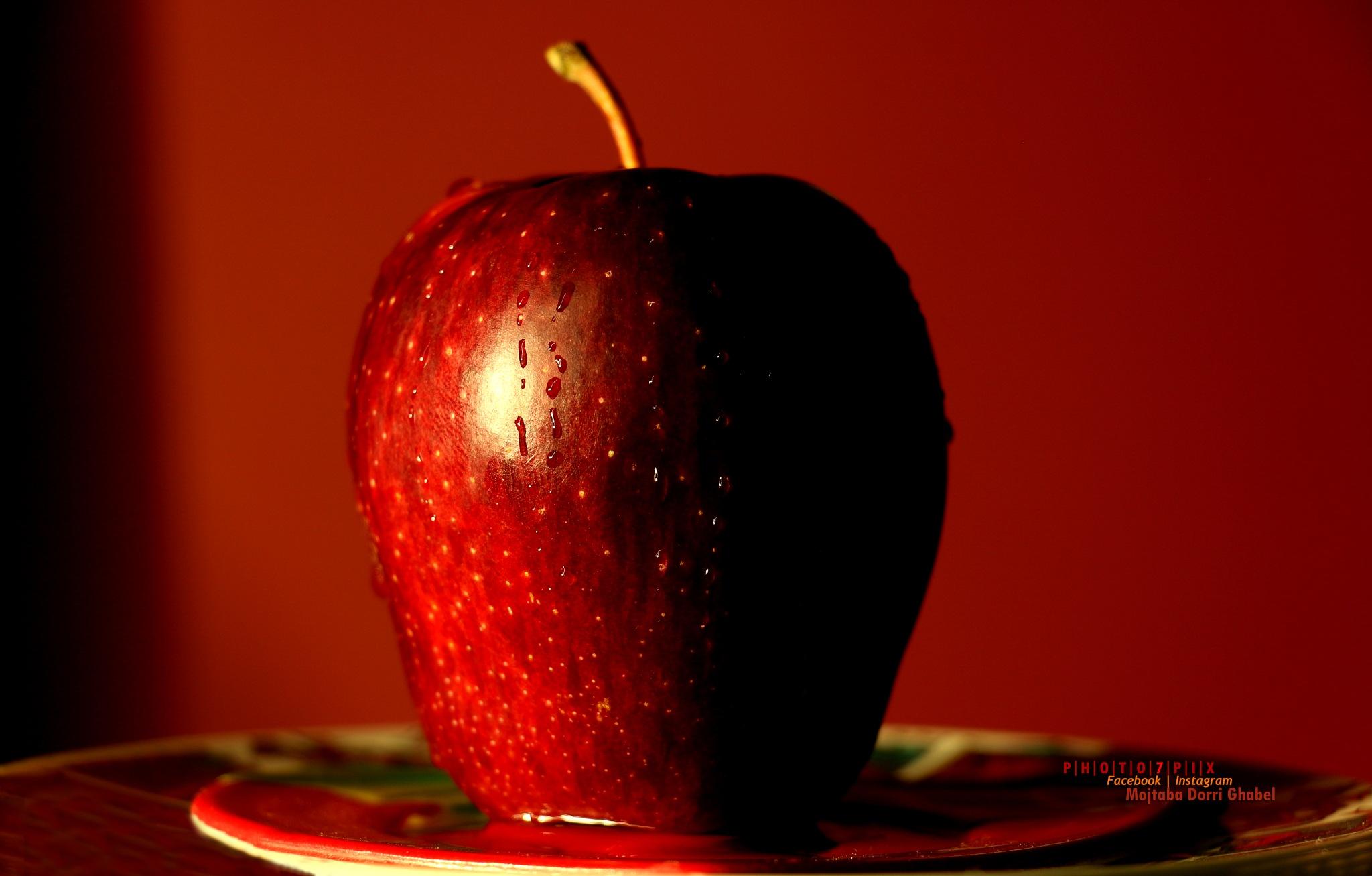 apple by mojtabadorri