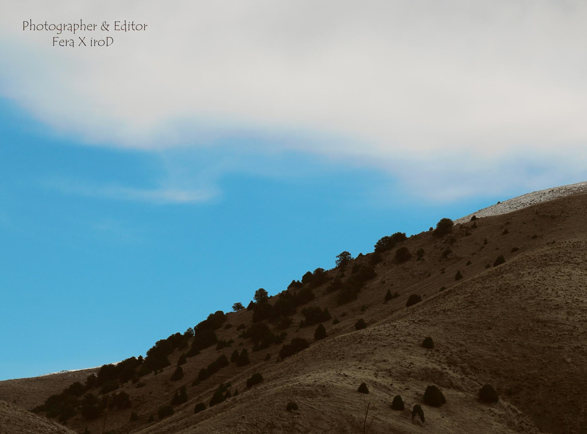 peak by mojtabadorri