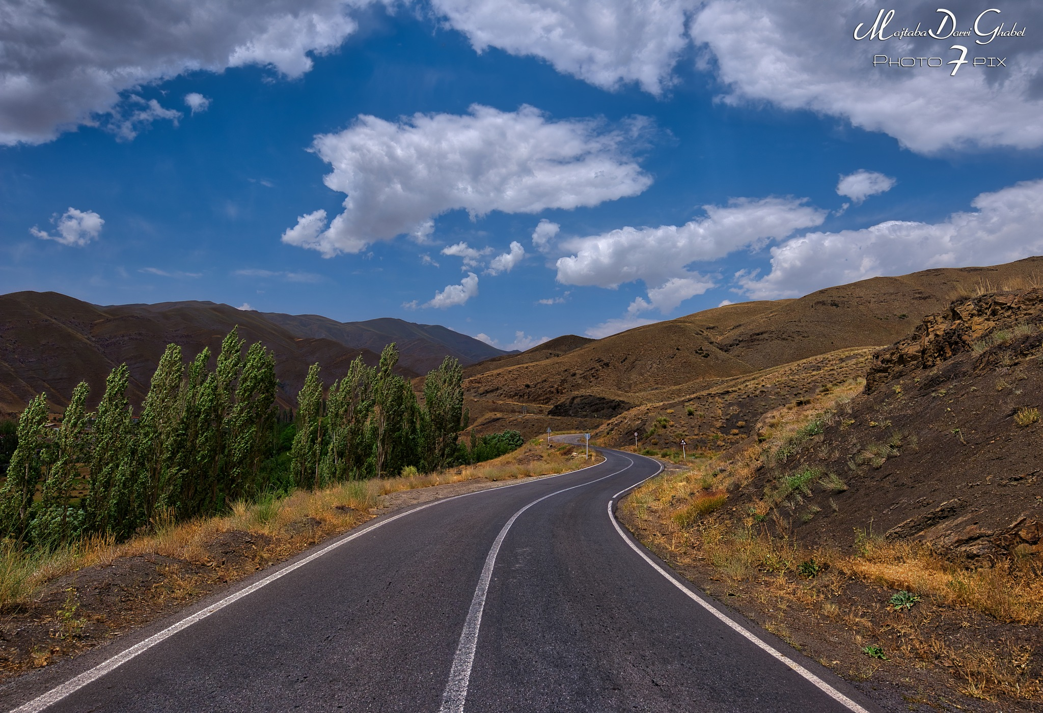 road to eternity  by mojtabadorri