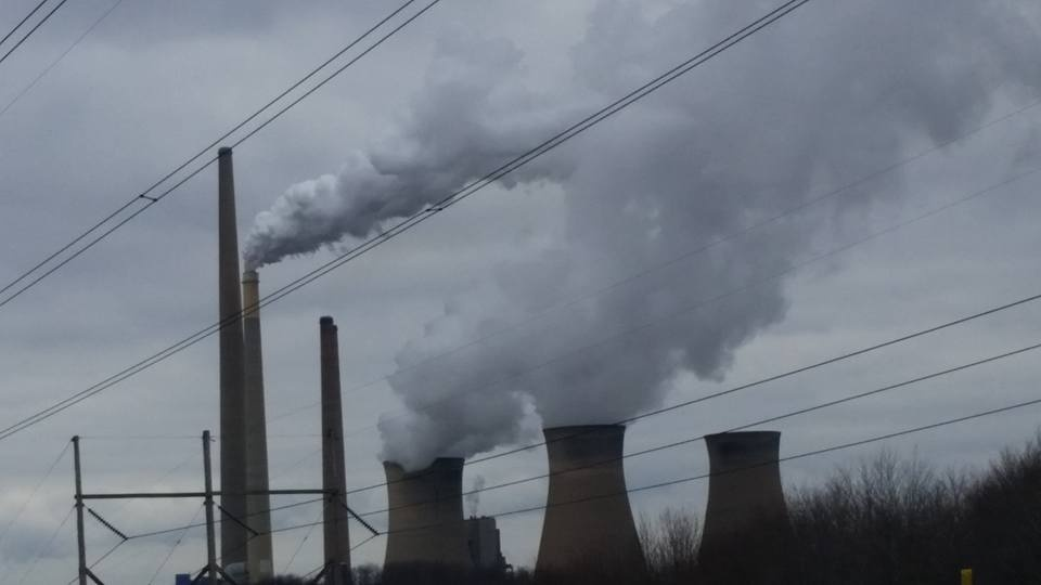 Power Plant by Traci Freeman Marsh
