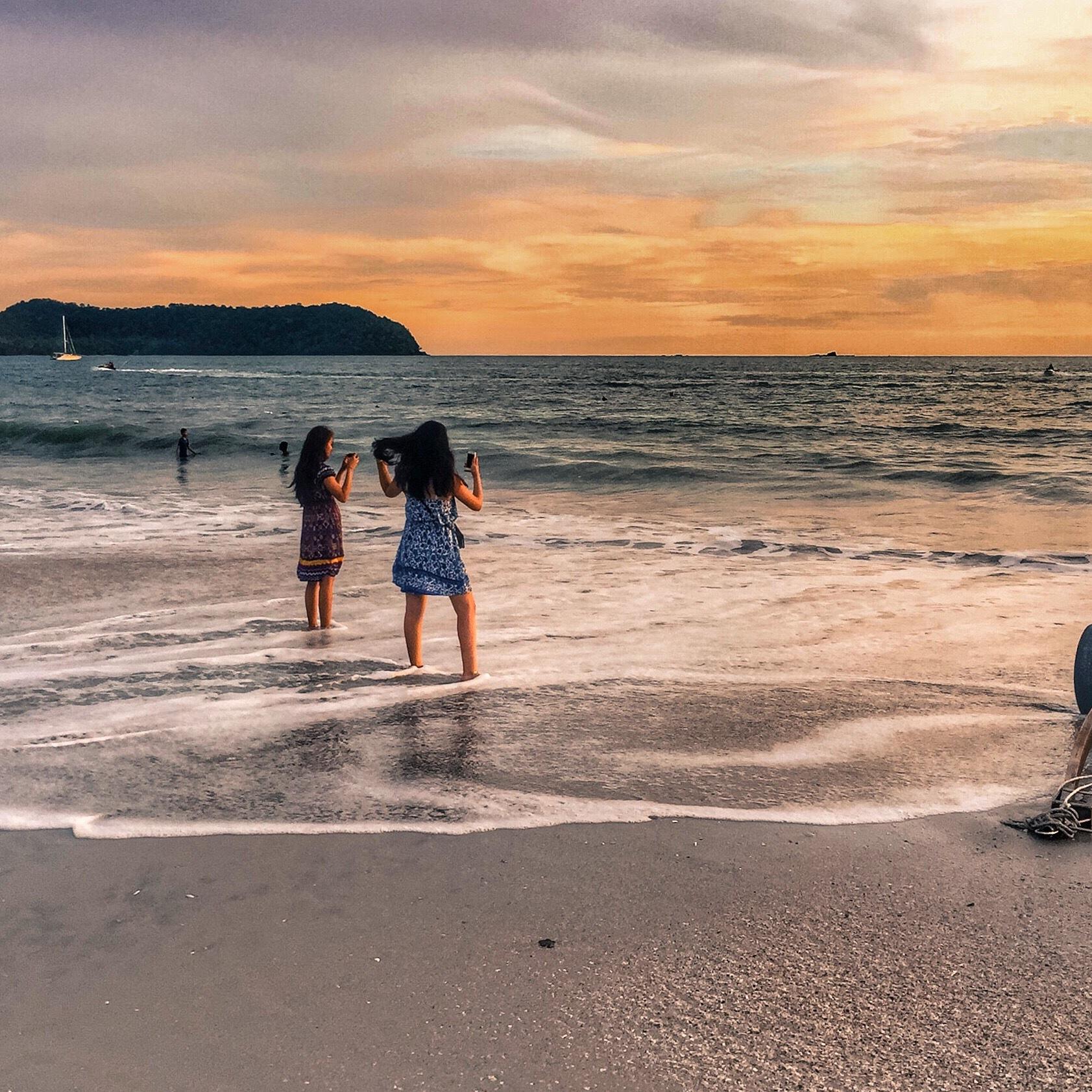 beachfie by mohd sopian