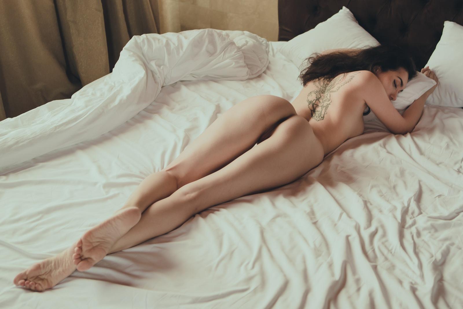 sleeping beauty by Dmitry Gabs