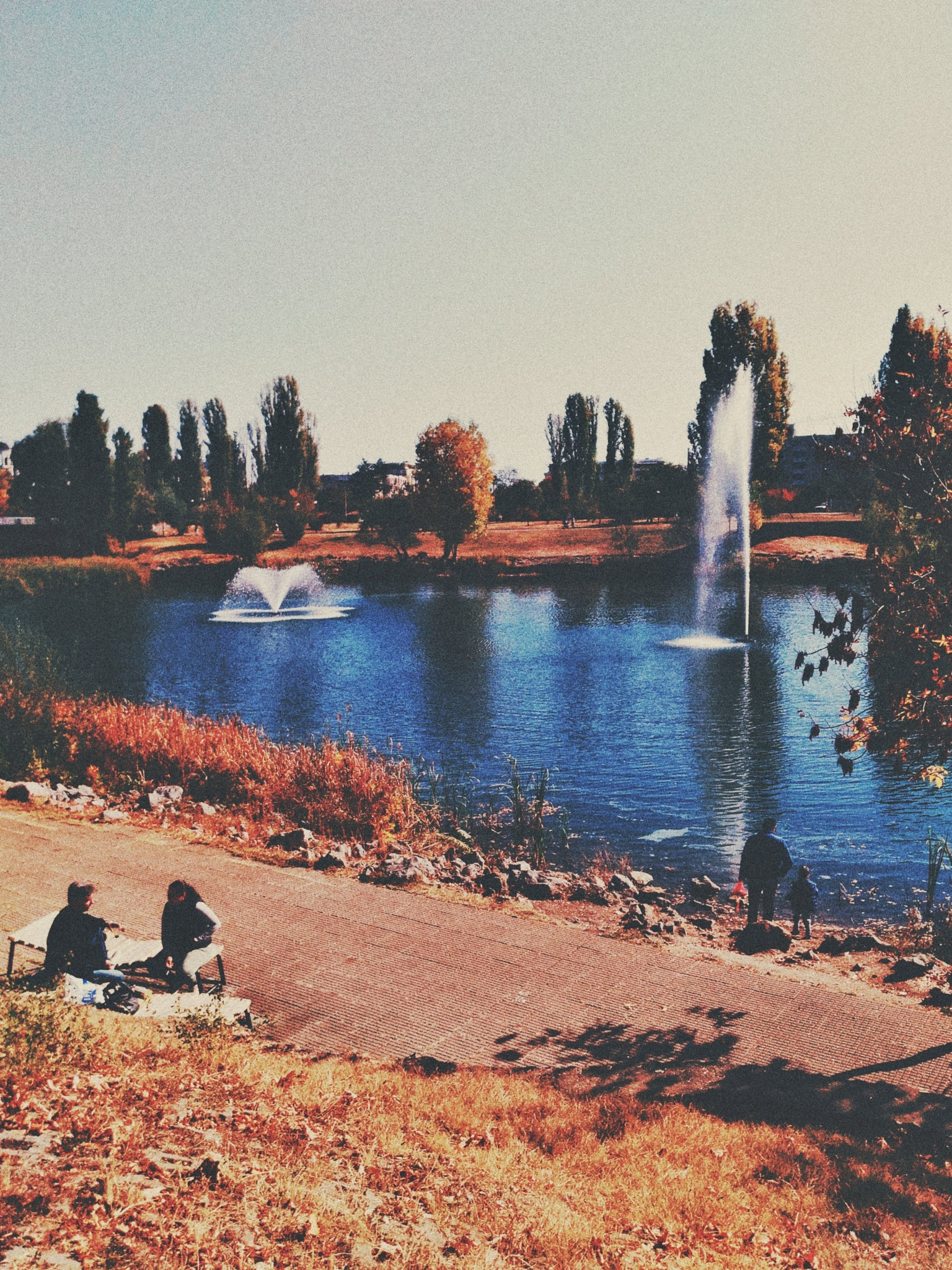 Autumn in the Near Neighbourhood 26 by Yaroslav Boshnakov