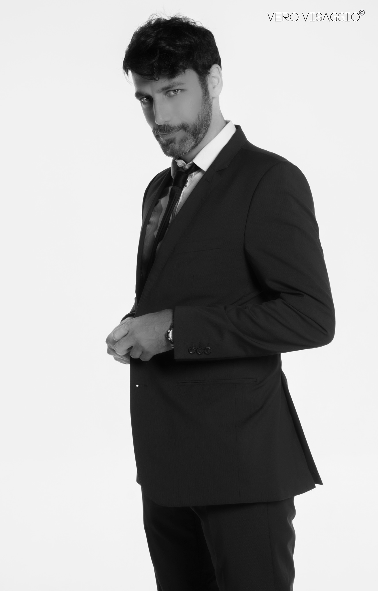 Suit by verovisaggio