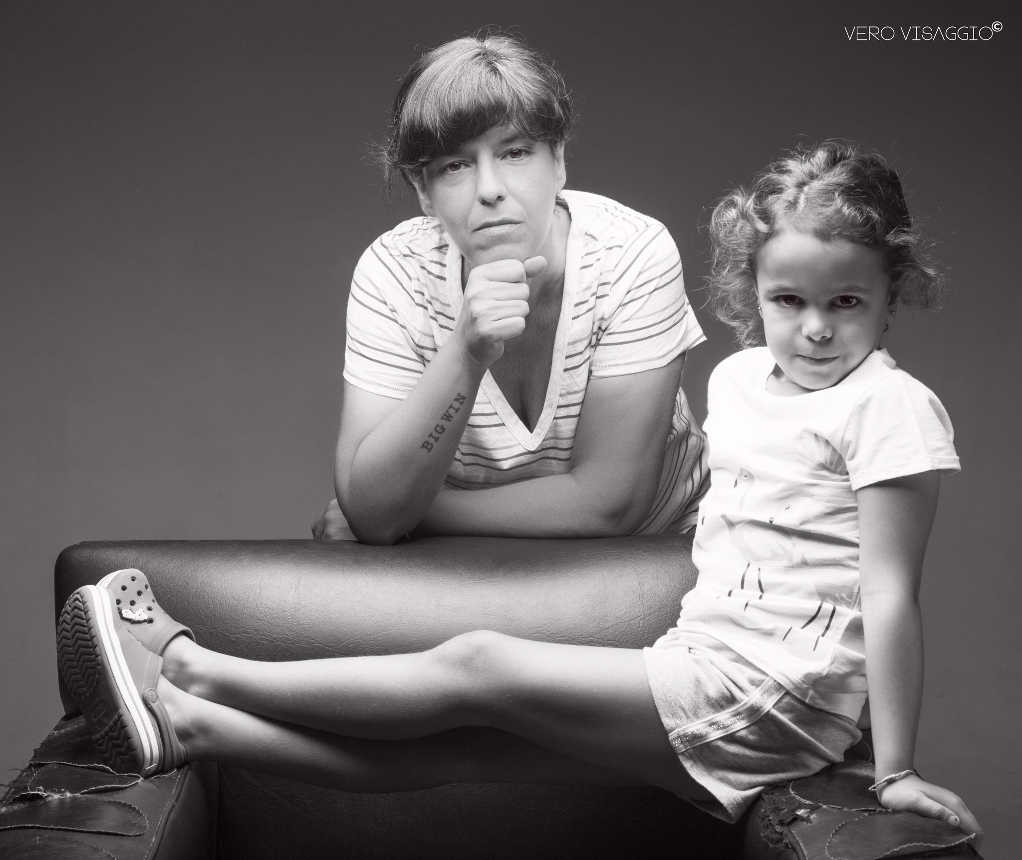 Emma and I by verovisaggio