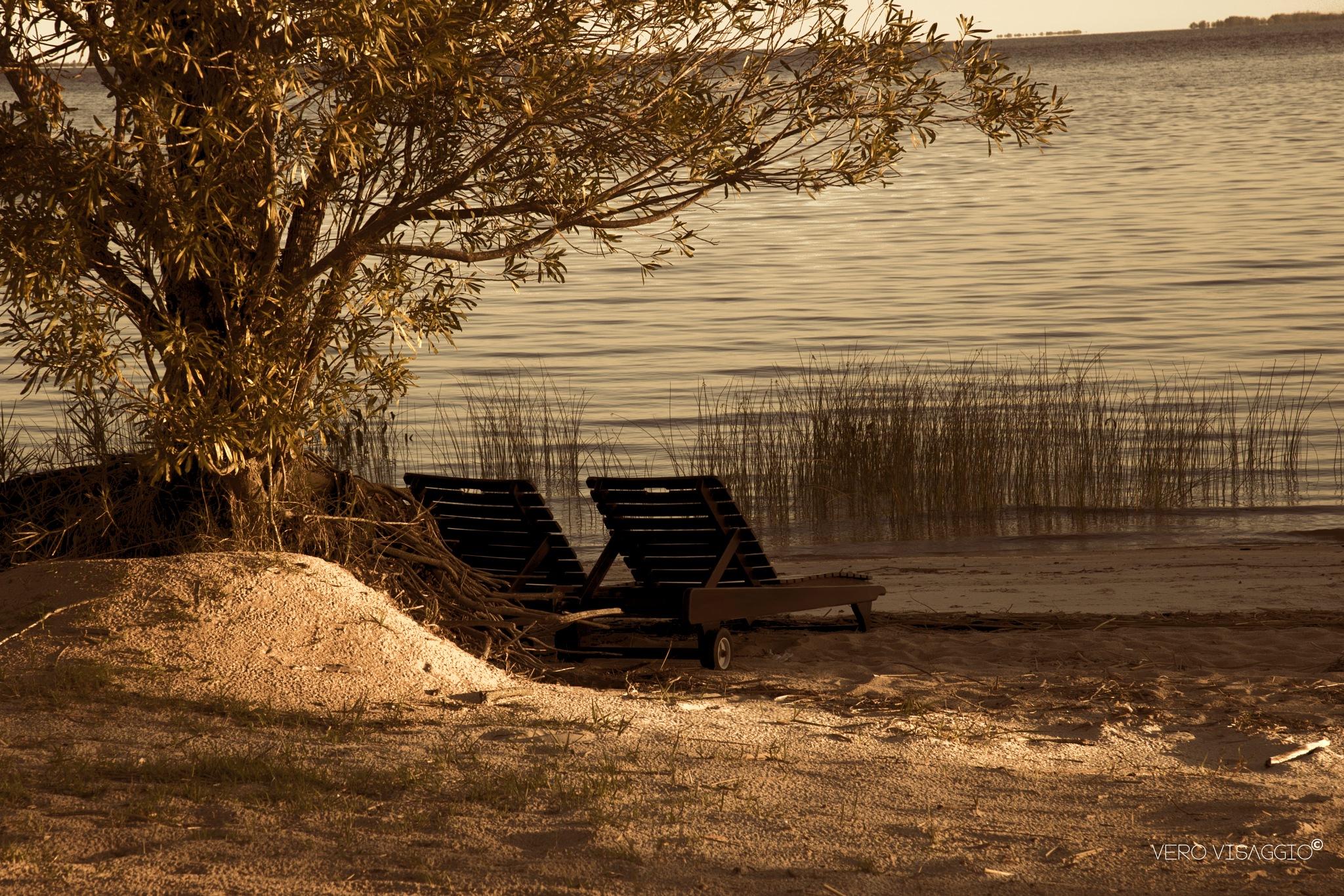 Calmness by verovisaggio