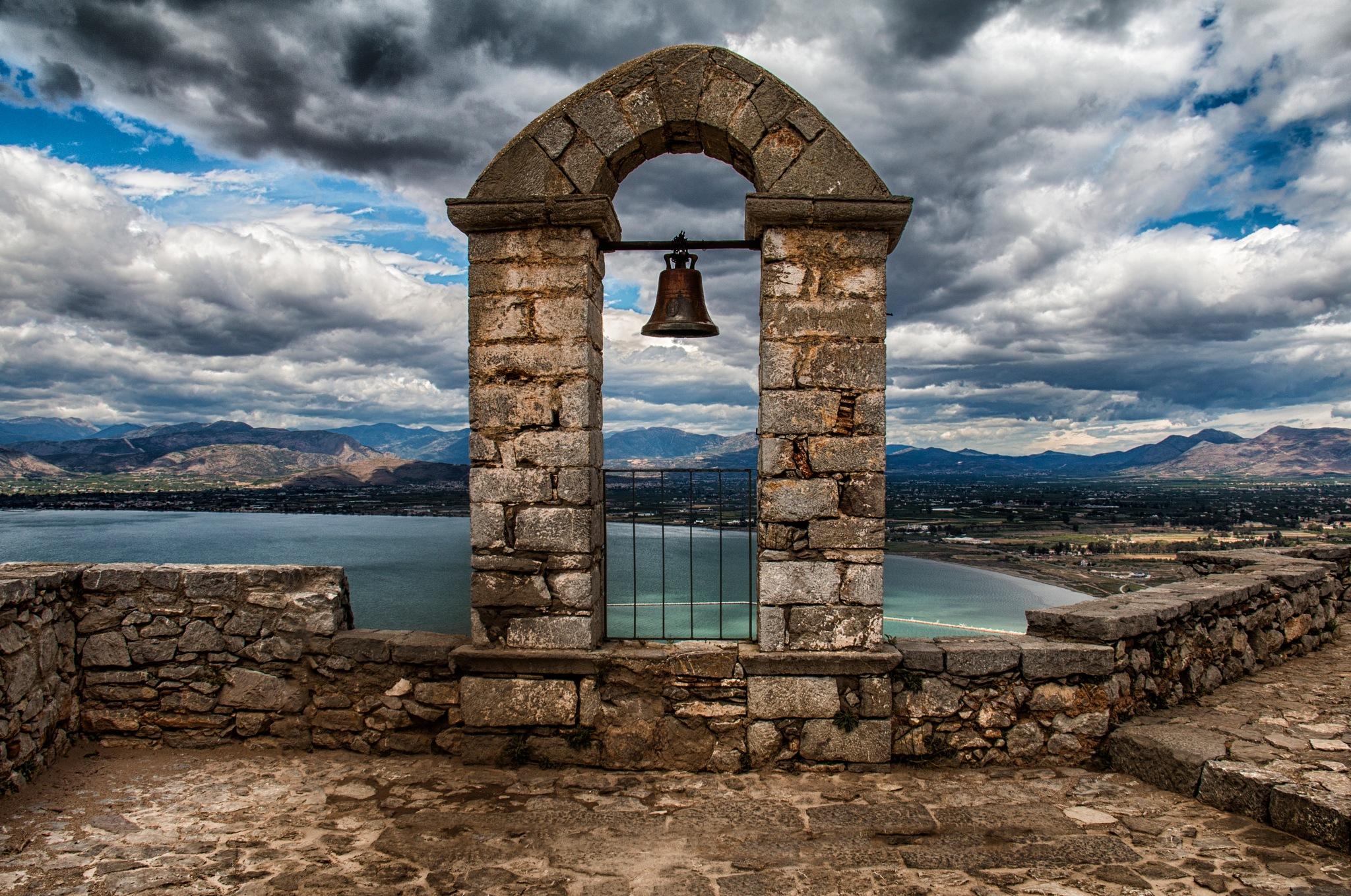 The bell by Koula Komodromou Hadjichrysanthou