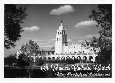 St. Francis Catholic Church, Brophy by Alyssa Gorraiz