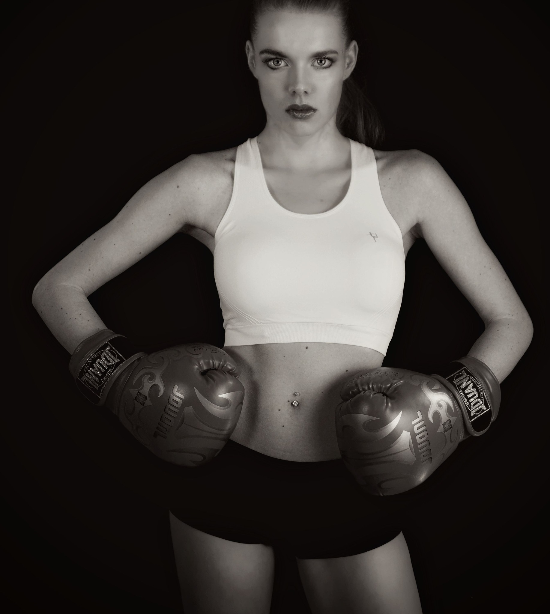 You want to fight? by franckvrolijk