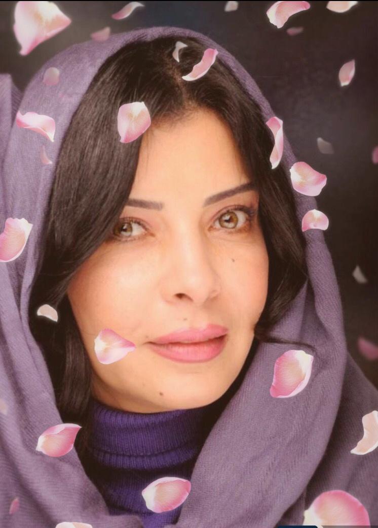 Portrait  by Lamia Khalil