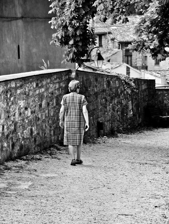 Alone  by Lamia Khalil