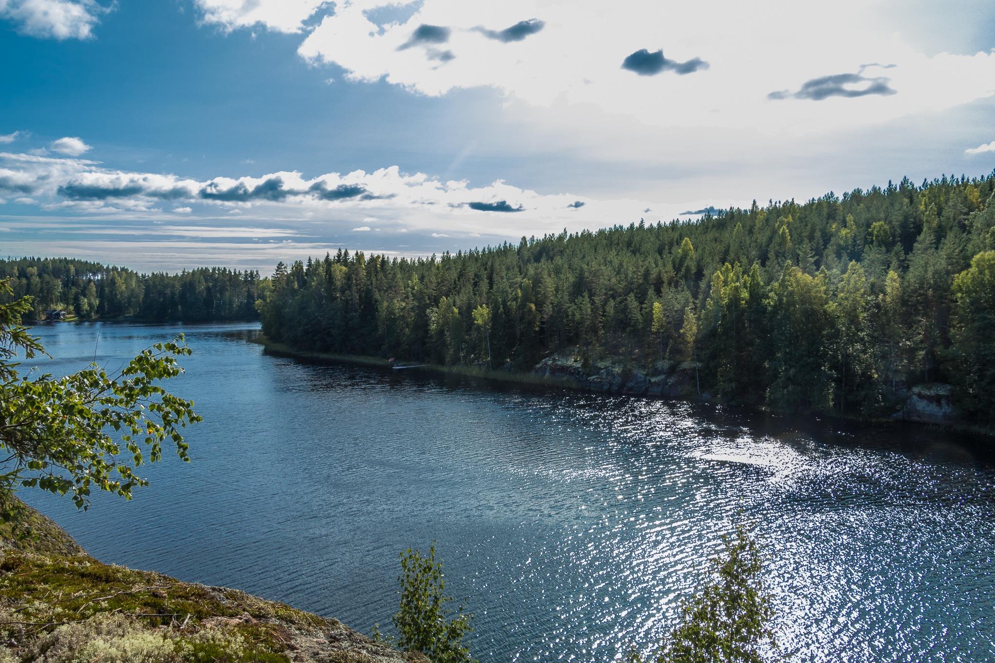 Lake Virmojärvi by Anne_V