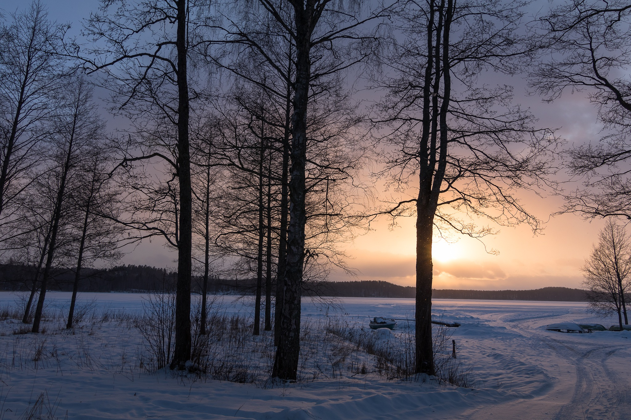 March evening by Anne_V