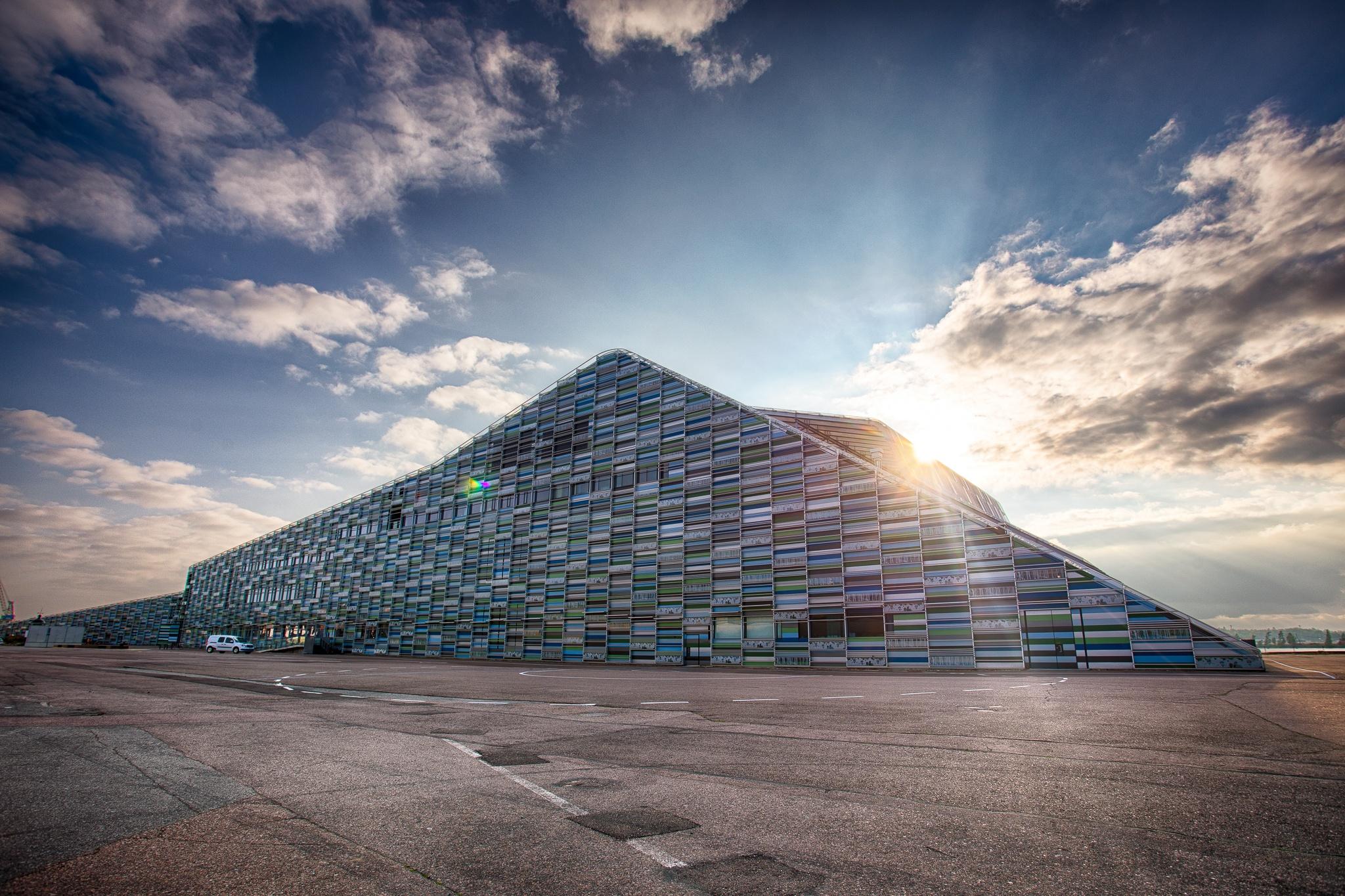 Maritime Centre Vellamo by Tommi Pxls