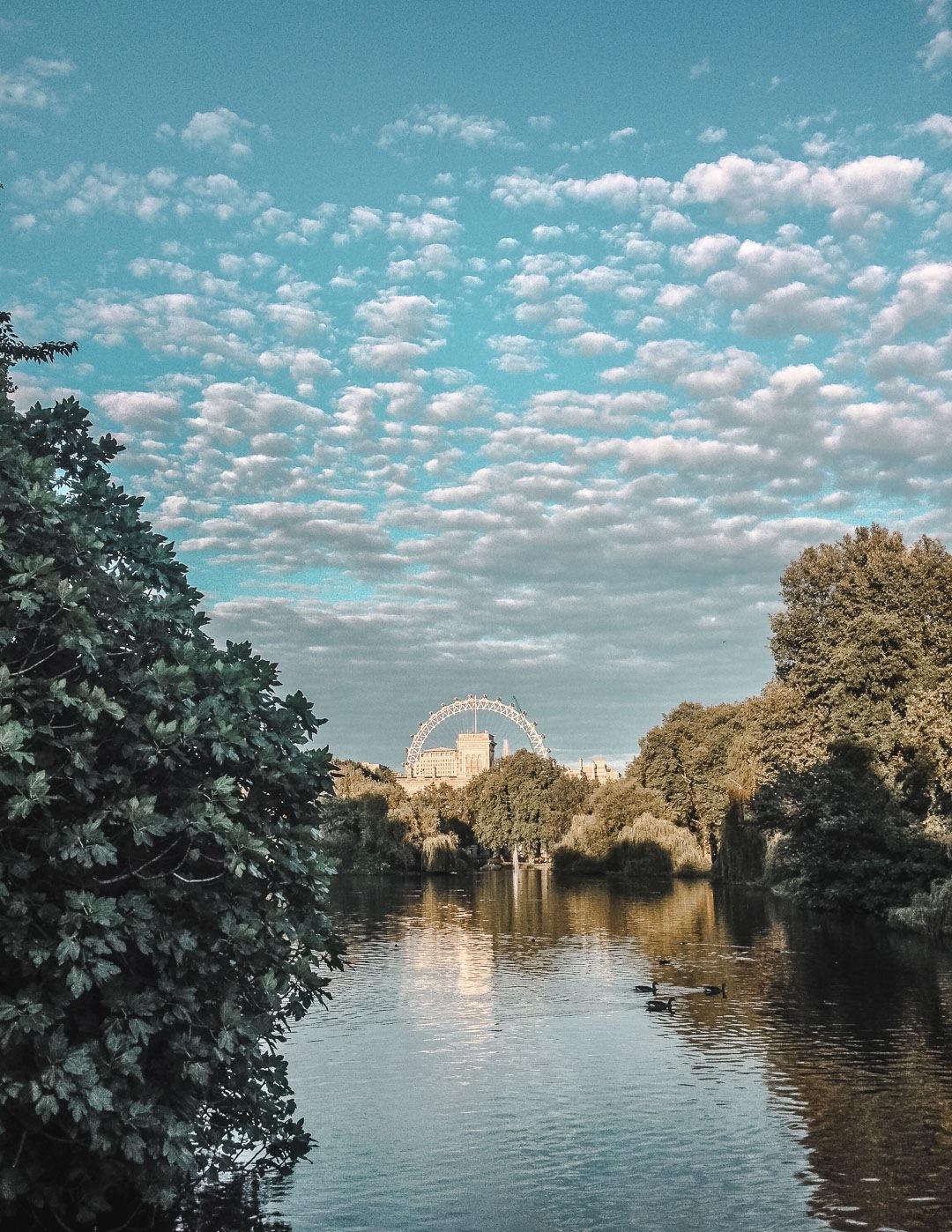 St James's Park by DVSN Collective