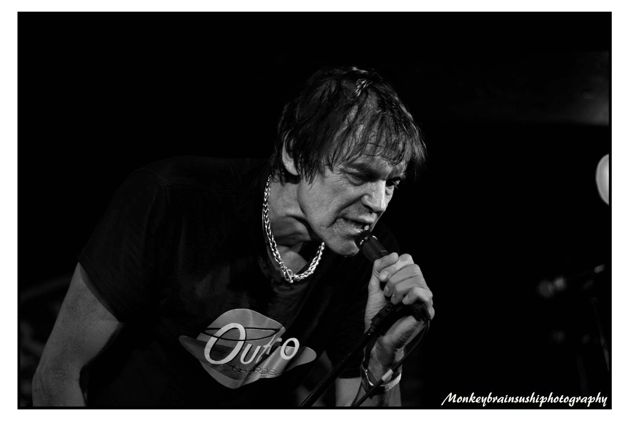 Richie Ramone by Rockaway Photography
