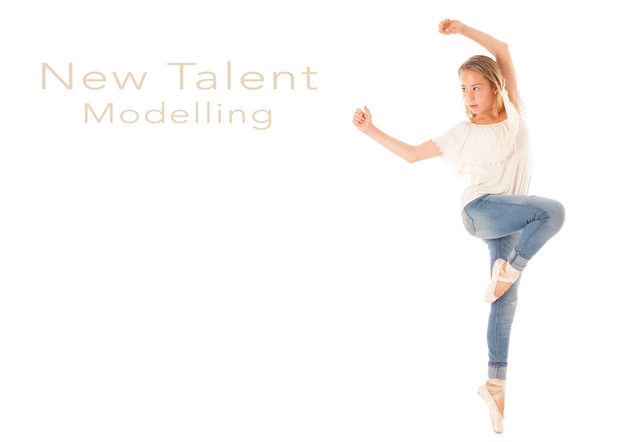Dancer by Randi Scott