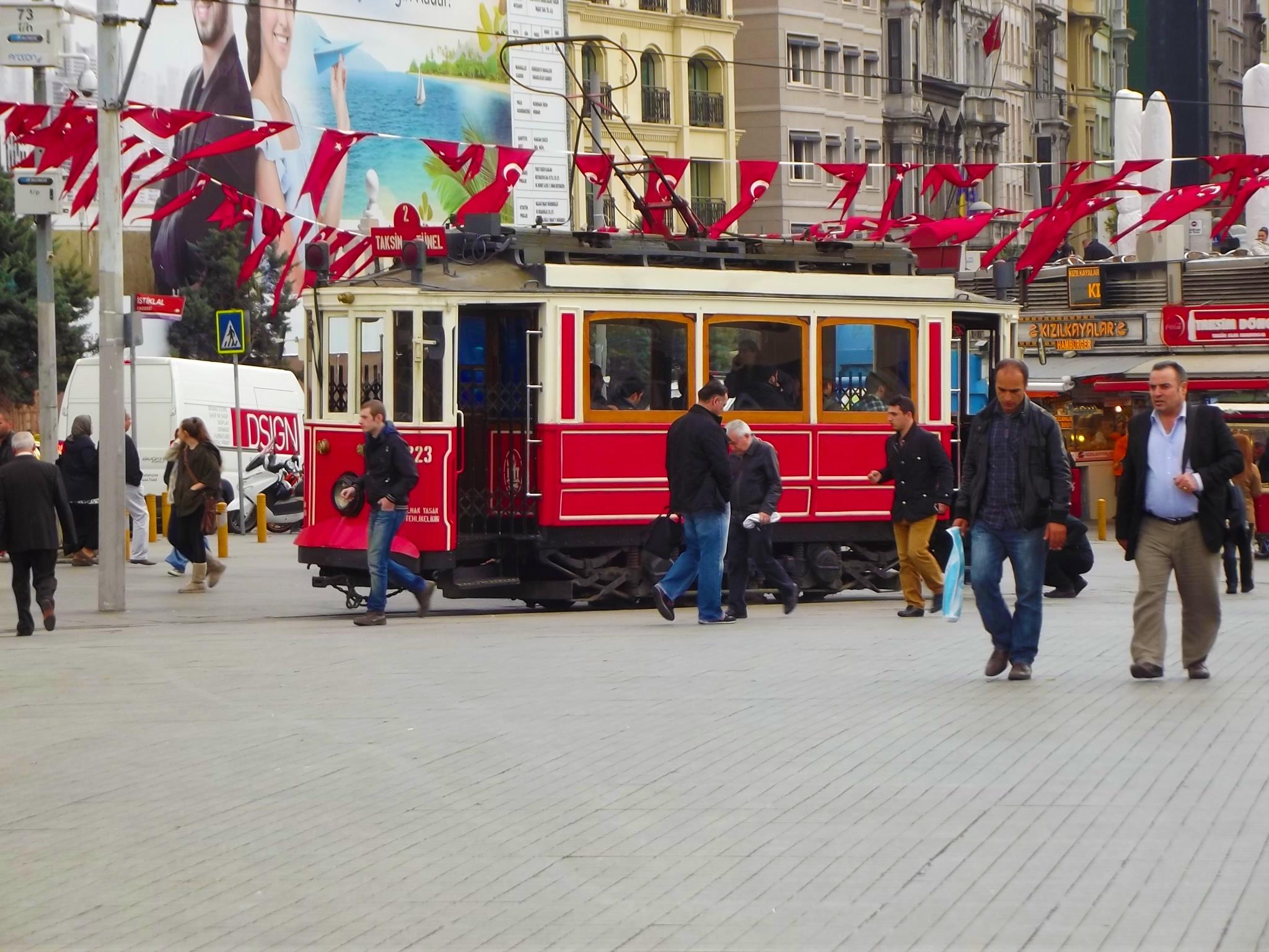 Istanbul 2013 by Kristian Stevens