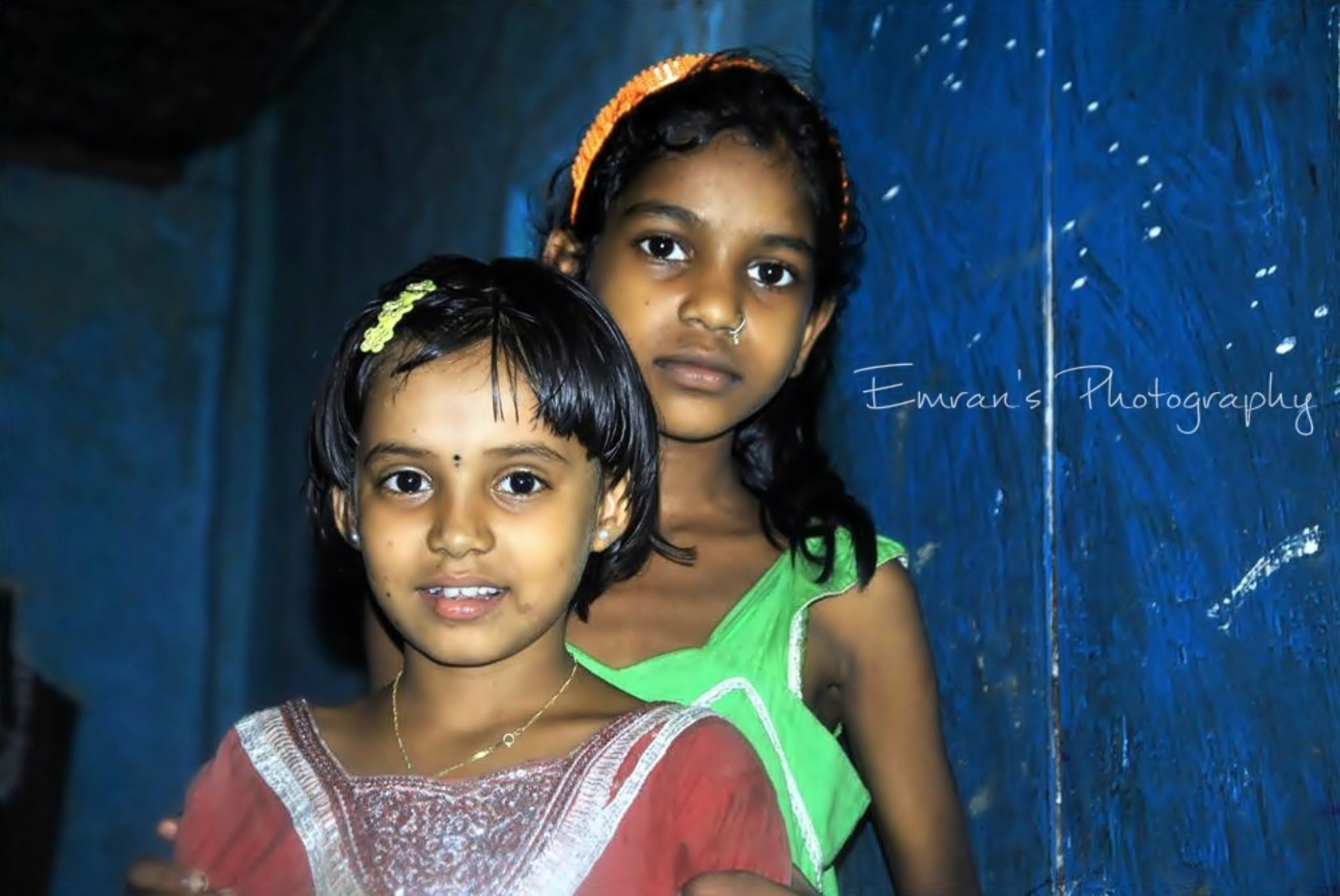 Empty hearts. Empty lives. Empty homes. Poor little rich girl.© All Rights  © All Rights reserved: E by Emran Hossain