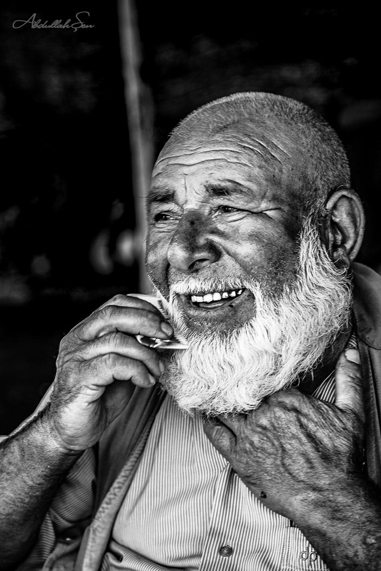 Değirmende ağartmadık biz bu sakalı! by Abdullah Şen