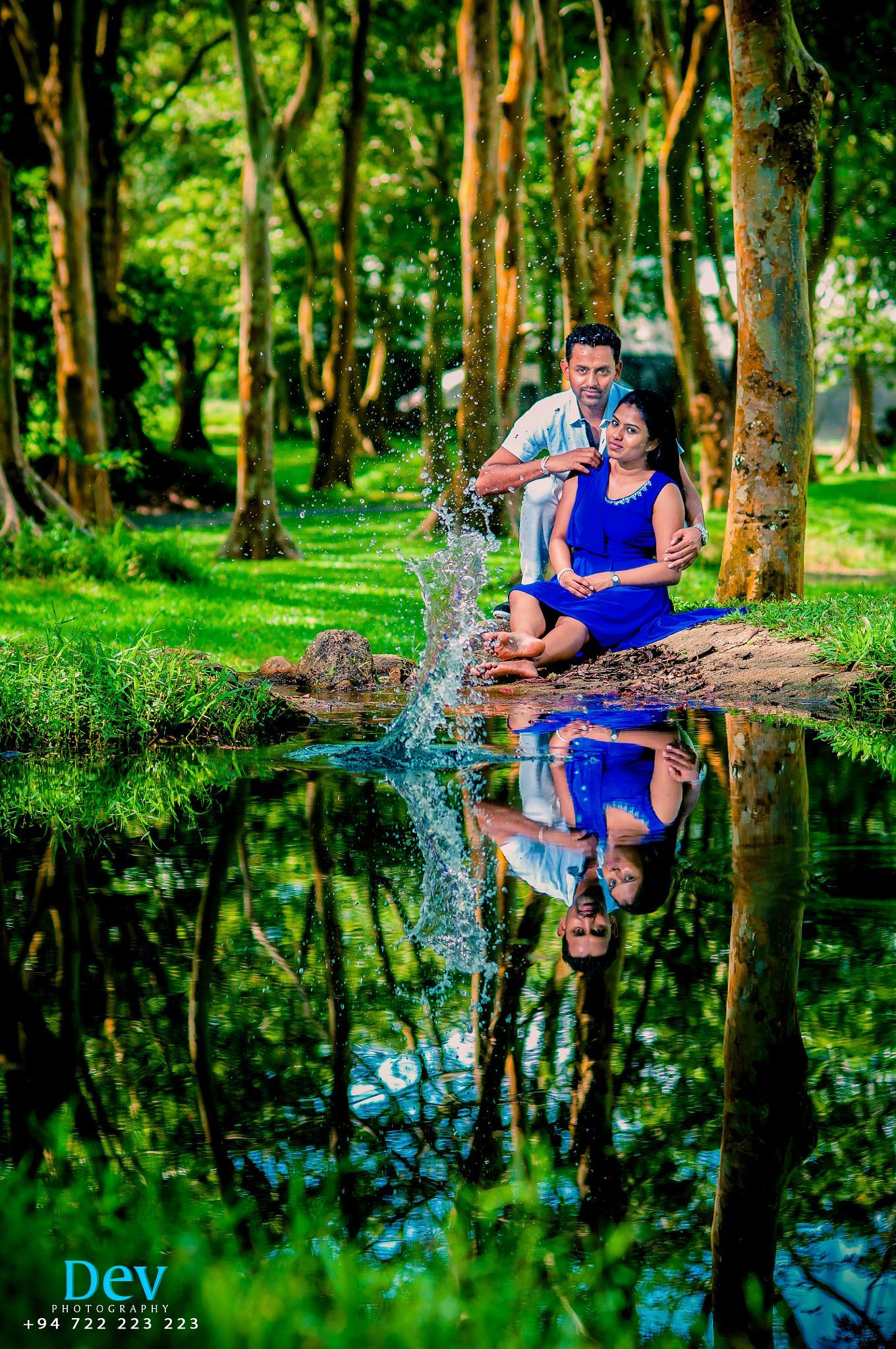 Pre Shoot by Dev Dhanuka