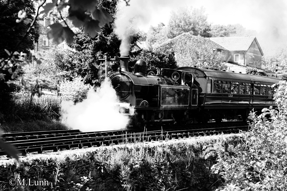 Worth Valley Railway by markgrifter
