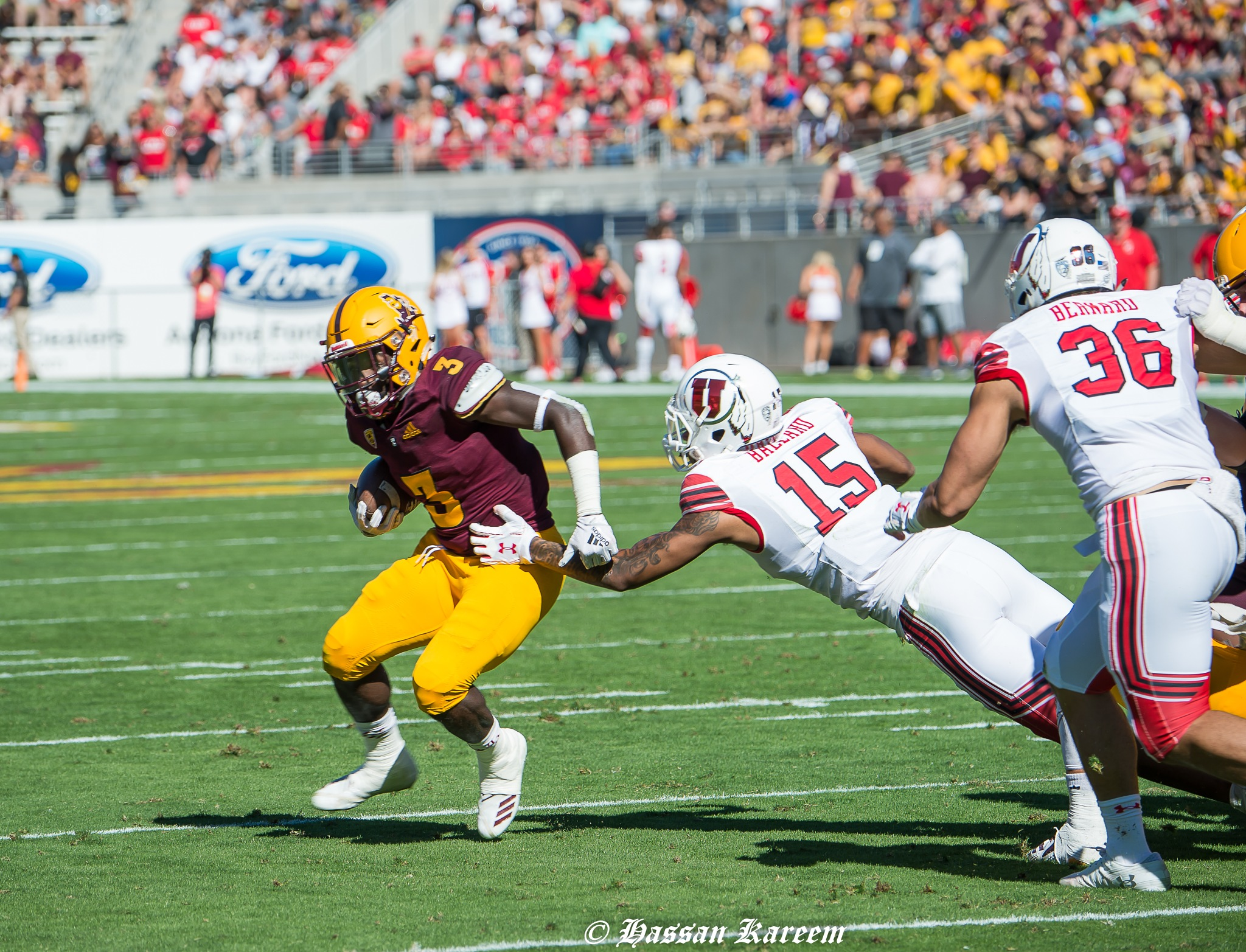 Photo in Random #football #arizonastateuniversity #pac12 #nikond4 #cbs